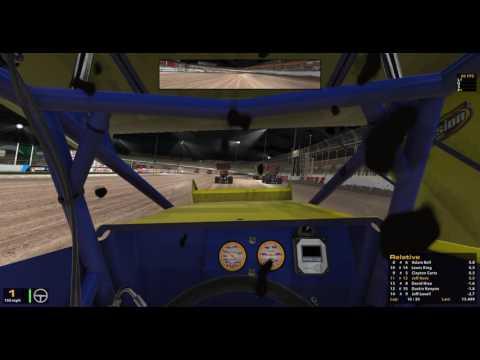 iRacing: 305 Sprint Cars (Eldora Speedway) #1