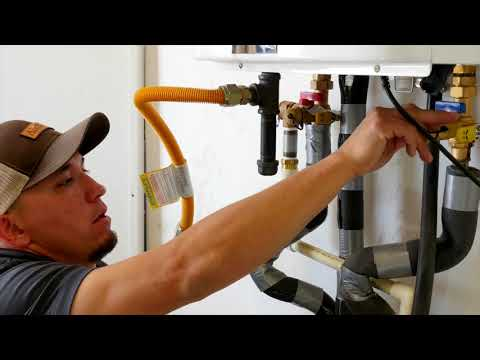 Abrazo Homes - How to clean your tank-less water heater