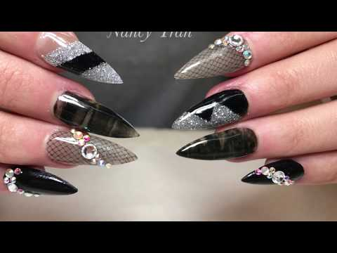 How to Create Easy Designs With Polaris Dipping Nail