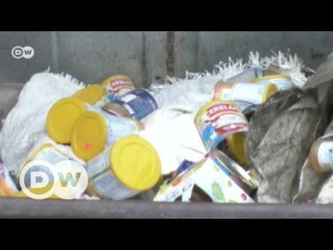 Fighting food waste in Nigeria | DW English