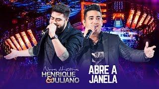 Baixar Henrique e Juliano - Abre A Janela - DVD Novas Histórias - Ao vivo em Recife