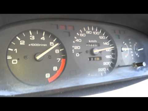 Honda vtec stock b16a