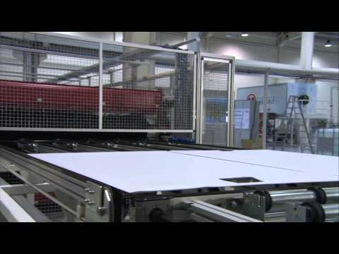 Turnkey Automatic Solar Module Manufacturing Line
