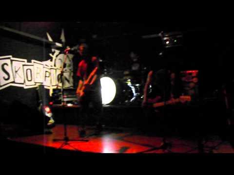 Bye Bye Pedro - FULL SET part 1 live @ Skorpions Bar, Terrassa, Barcelona (720p)