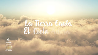 La Tierra Canta (Official Lyric Video + Acordes ) Grupo Barak --