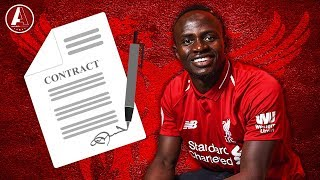 MANÉ'S NEW DEAL | Sadio Mané Signs New Contract | LFC Breaking News (LIVE)