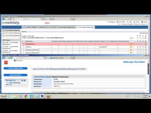 TMS 5.1 And Rave Integration Demo
