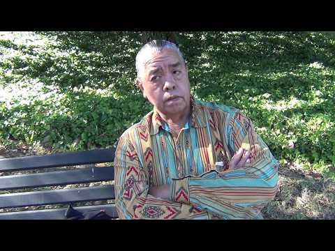 Jay Winter Nightwolf speaks on the Cherokee Freedmen and Tribal Membership