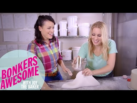 Fear of Fondant with Joy the Baker | Food Network