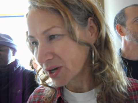 Joan Osborne Interview at 2012 30A Songwriters Festival