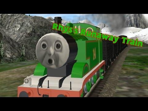 Rhys's Runaway Train Trainz Short