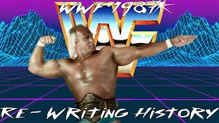 WWF Re-Writing History   MSG April 1987   TEW16