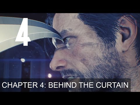 The Evil Within 2 Chapter 4 Behind the Curtain Walkthrough Gameplay
