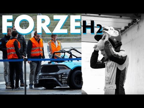 Meet the Forze H2: a hydrogen fuel cell car running on clean fuel
