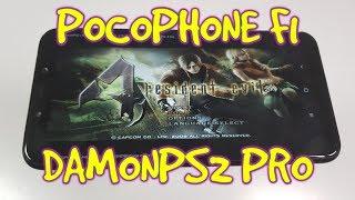 Xiaomi Pocophone F1 DamonPS2 Pro test/PS2 Games/Snapdragon 845/30-60 FPS