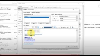 How to Create Mulтiple Signatures In Outlook & Easily Toggle Between Them