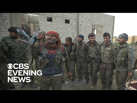 Fighting in Syria continues as ISIS close to defeat