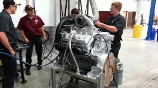 Detroit diesel 2 stroke v6