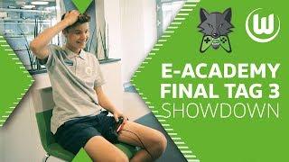 Gambar cover Das sind die 3 Sieger! | Wolves E-Academy feat. Sturmwaffel
