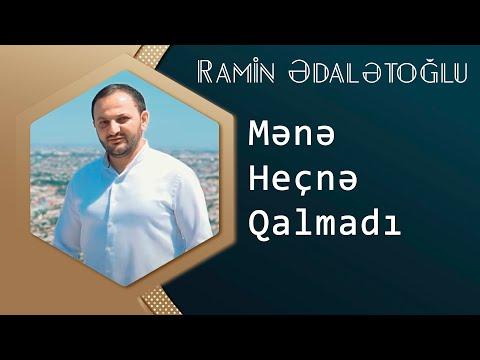 Ramin Edaletoglu - Mene Hecne Qalmadi ( Yep Yeni 2014 ) ( UZEYIR PRODUCTION )