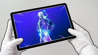 "The ""Fortnite Tablet"" Unboxing - Samsung Galaxy Tab S4 - Galaxy Skin"