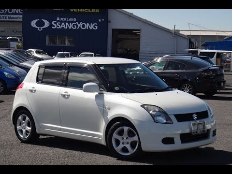 2006 suzuki swift 1 3xe 5 door 1300cc vvti petrol automatic youtube. Black Bedroom Furniture Sets. Home Design Ideas