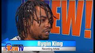 Rygin King makes it clear he is not in 6ixx camp + his felt out of school viral videos
