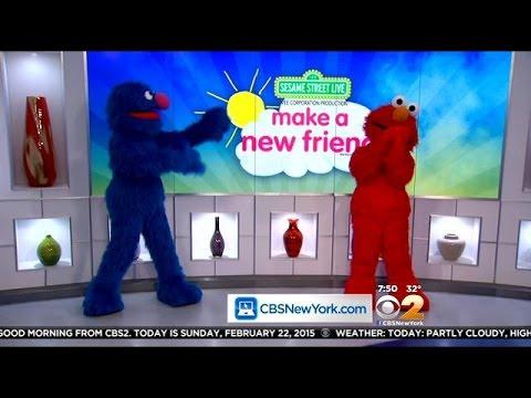 Sesame Street Live Hits NYC