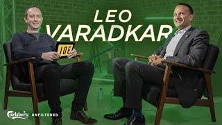 Leo Varadkar: On Brexit, the poppy & a United Ireland - #IrelandUnfiltered