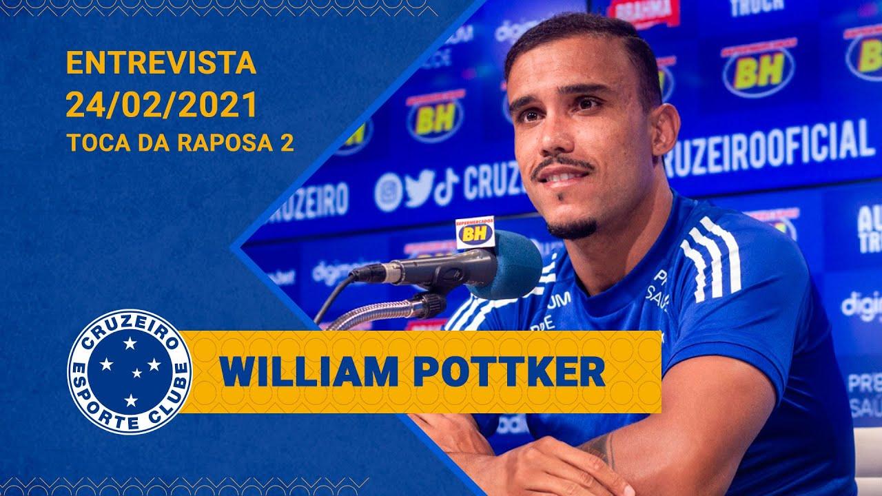 Entrevista: William Pottker - 24/02/2021