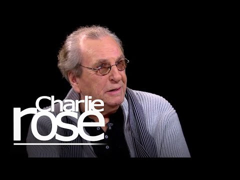 "Danny Aiello on His Famous  in ""Godfather II"" Dec. 23, 2014  Charlie Rose"