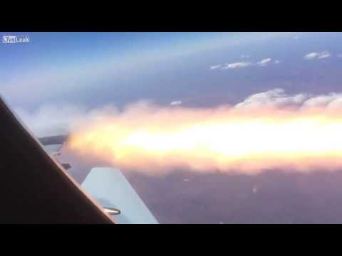 Russian su-30 launching R-73 and Gsh 30-1 shooting