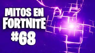 ¿¡El Rebote infinito de Kevin el cubo!? - Mitos Fortnite - Episodio 68