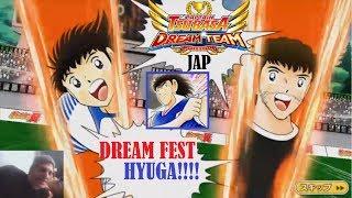 CAPTAIN TSUBASA DT (jap) INVOCATIONS DREAM FEST HYUGA