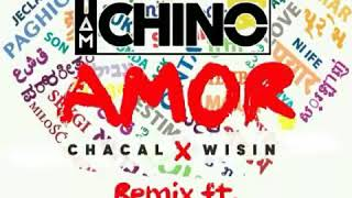 Video IAmChino • Amor (Remix) Ft. Chacal,Wisin & Austin Mahone download MP3, 3GP, MP4, WEBM, AVI, FLV April 2018