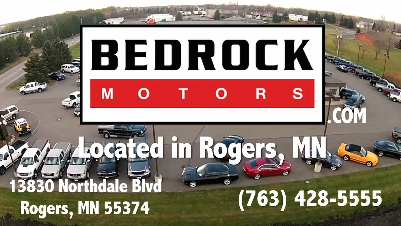bedrock motors rogers minneapolis maple grove golden