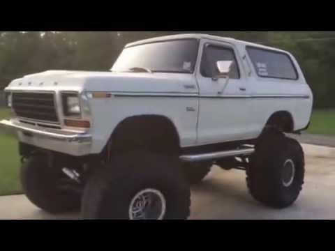 79 Bronco For Sale Walk Around