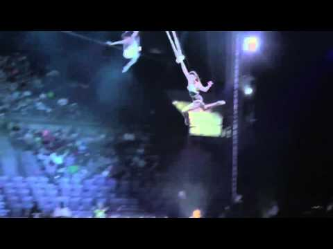 Kaely Swinging Trapeze Promo!