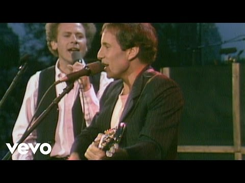 Simon & Garfunkel - Me & Julio Down by the Schoolyard (from The Concert in Central Park)