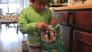 Lays Chip Commercial Skit