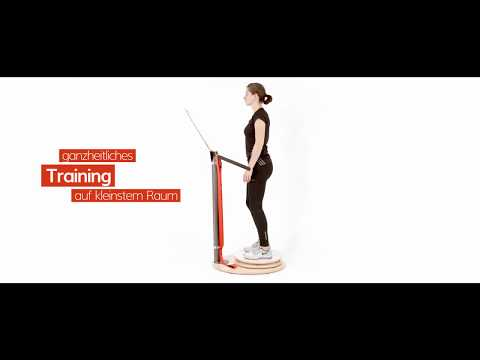 "Video: Pedalo® Physiostation ""5S"""