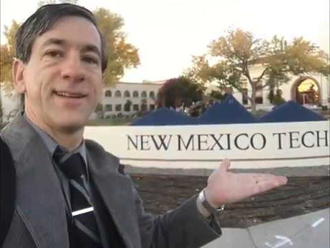Campus Tour of the New Mexico Institute of Mining and Technology