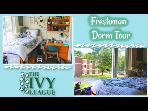 MY FRESHMAN DORM TOUR // Dartmouth College