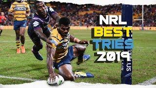 THE BEST NRL TRIES 2019