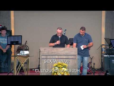 LIVE 02.02.2020 NOITE | Comunidade Cristã de Camaquã