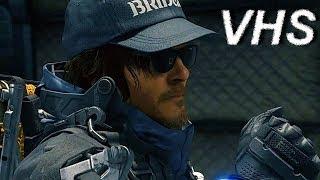 Death Stranding - Геймплей с Gamescom 2019 на русском - VHSник