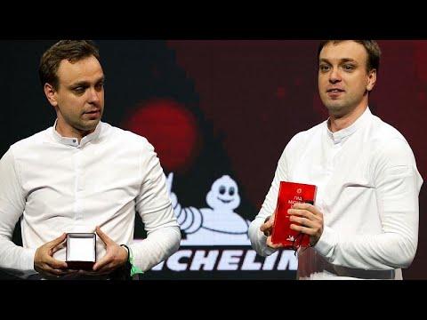 В Москве сияют звезды Michelin