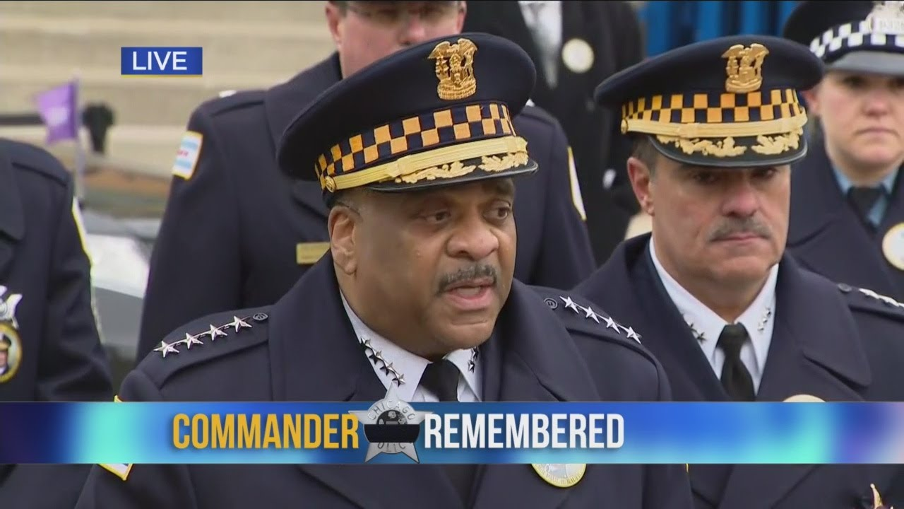 Police Chief Johnson Addresses The Media