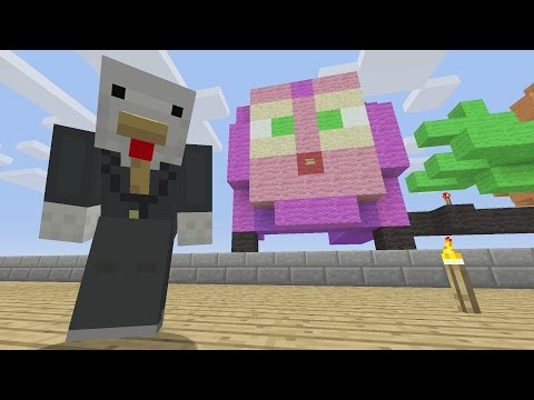Minecraft Xbox - Sky Den - Sugar Bon (57)