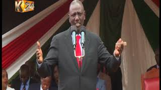 Umoja wa Jubilee : Naibu Rais adai vyombo vya habari vinaeneza uvumi kumhusu
